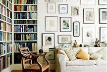 INTERIORS | Living Room / Home decor inspiration for the living room