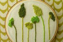 Needlework / embroider works