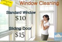 Windows Cleaning Service In Melbourne