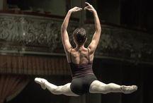 La Danza / A nessuno importa se non sei bravo nella danza. Solo alzati e danza! Martha Graham