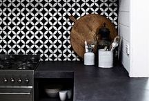 Kitchen Design Ideas / Unique and amazing tips, fantastic Kitchen  Design Ideas for  remaking your kitchen and ideas and inspiration for redesign your home mid century style or vintage style  / by Home Design Ideas