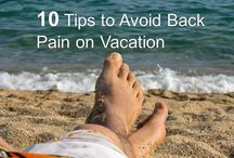 Pain Free Travel Tips / by Non-Surgical Orthopaedics, P.C
