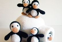 Knitted and Crochet creations