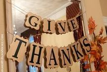 Thanksgiving Interior Decor