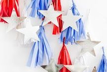 Holiday Paper Crafts: Independence Day