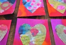 Holiday Paper Crafts: Valentine's Day