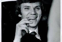 Malcolm McDowell /  Blessed with beauty and rage xx