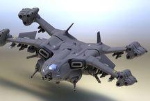 Flyng gear