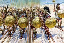 Warriors of Antiquity