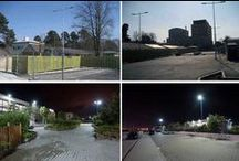 LED Street Light / • Urban roads • Factory roads • Industrial park roads • Expressway • Park, residential, car parking • Solar energy board and solar energy battery can be optional to consist of solar energy led street light system.