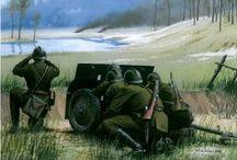 Polish Army / Polska armia w czasie II WŚ