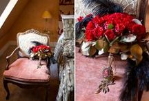 Moulin Rouge Wedding / thema wedding concept flowers cabaret Olga Fischer Wedding Planner www.olga-fischer.de