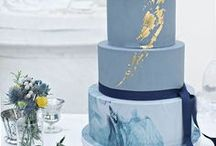 •  BLUE WEDDING •