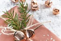CHRISTMAS | Decorating / How to decorate your home for Christmas! Ideas and inspiration for the perfect Christmas interiors.
