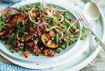 RECIPES | Salad / Healthy salad recipes