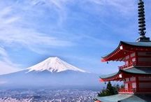 TRAVEL | Japan / Tips, tricks, itineraries and guides to help us plan our two week trip to Japan.