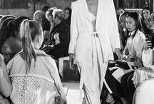  Fashion Week Australia   / Christopher Esber Resort SS18 Runway featuring Intimo at Mercedes-Benz Fashion Week Australia.