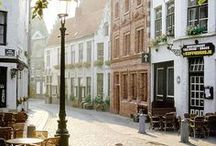 TRAVEL | Belgium / Travel tips and inspiration for Belgium - including Brussels and Brugges