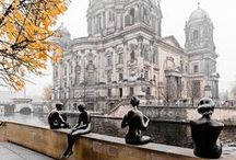 TRAVEL | Germany / Travel tips and inspiration for Germany - including Berlin, Munich, Bavaria...
