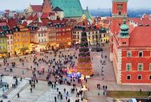 TRAVEL | Poland / Travel tips and inspiration for Poland - including Warsaw, Wroclaw, Krakow...