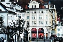 TRAVEL | Switzerland / Travel tips and inspiration for Switzerland - including Zurich, Geneva, Lucerne and more.