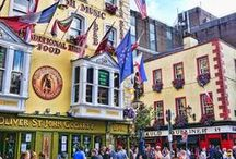 TRAVEL | Ireland / Travel tips for Ireland - including Dublin, Belfast and the Counties.