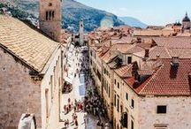 TRAVEL | Croatia / Travel tips and inspiration for Croatia.