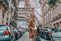 TRAVEL | Paris / City guides, travel tips and photo locations to help you plan your trip to Paris, France.