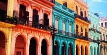 TRAVEL | Cuba / Travel tips and city guides for Cuba.