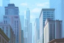 Backgrounds/Illustration