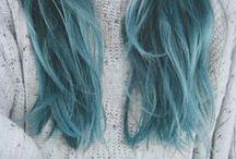#Hairstyles/haircolours