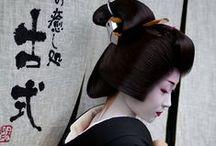 Geisha & Maiko... / by Oujis@ma...