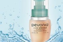 SPECIAL CARE LINE / Pevonia's Special Line is a set of products that are effective in purifying, fortifying, softening and healing. If your skin could use a special touch, this line is an excellent complement to your present Pevonia home care regime.