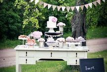 Dessert Stations / Dessert Station ideas for your wedding or event.