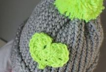 Kiddo Bunny / Knit and crochet stuff just for those little one's in your life.