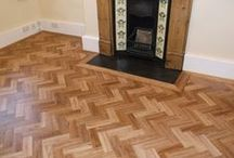 Our Work - Amtico / Completed projects using Amtico's Spacia and Signature ranges.