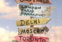 #around the world  ✈