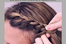 #hair tutorials