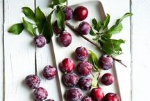 Zwetschgen, Pflaumen, Mirabellen - plums