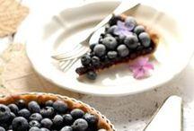 Blaubeeren - blueberries - Heidelbeeren