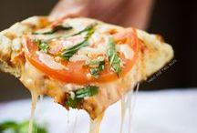 Flammkuchen, Pizza & Co.