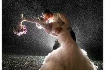 Rain on your Wedding Day? / These pictures show why rain on your wedding day is no reason why you shouldn't get the most amazing pictures of your life