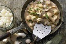 Pilze -Mushrooms