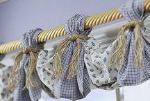 Curtains / by Barbara Mulligan