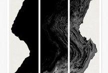 M O N O C H R O M E / Monochrome, Black and White, Black, White, Print, Photograph, Illustration, Design, Vintage.