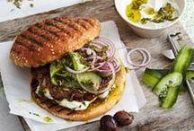 Burger - Sandwiches