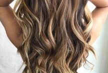 Hairspiration / Feel inspired to try a new hair look. We Make Beauty has the tools to make it happen!