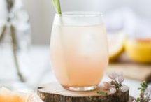 Getränke mit & ohne Alkohol