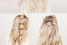 Hair Tricks and Tips / Try these ideas for a new look!