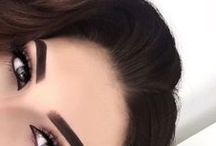 Eyebrow Envy / Those brows though...